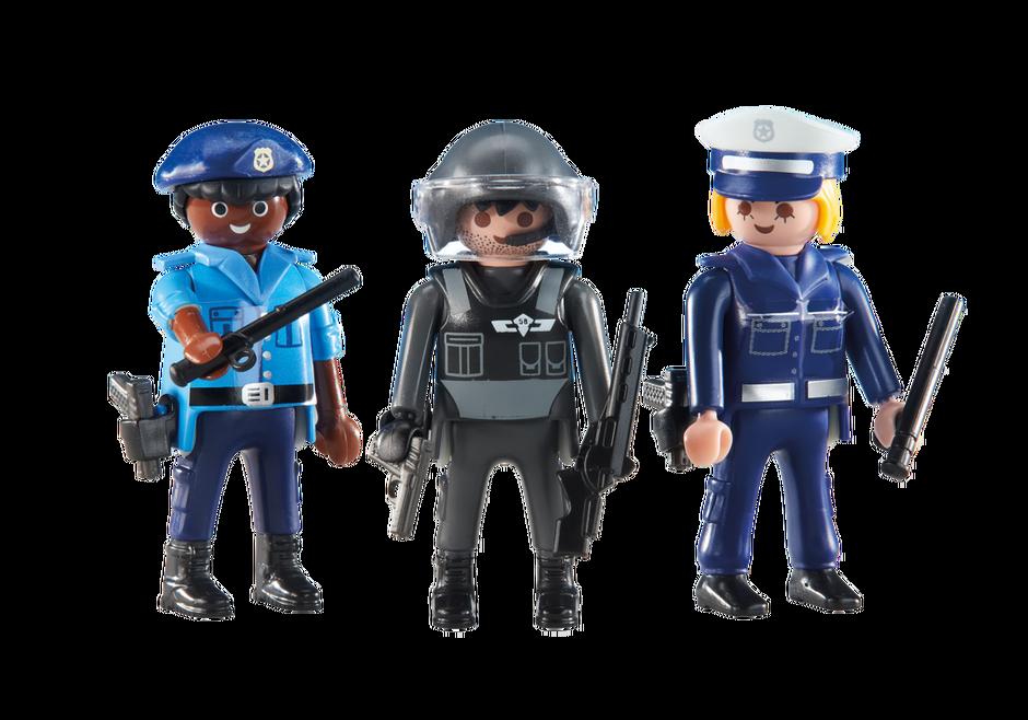 Polizei Spielzeug Set