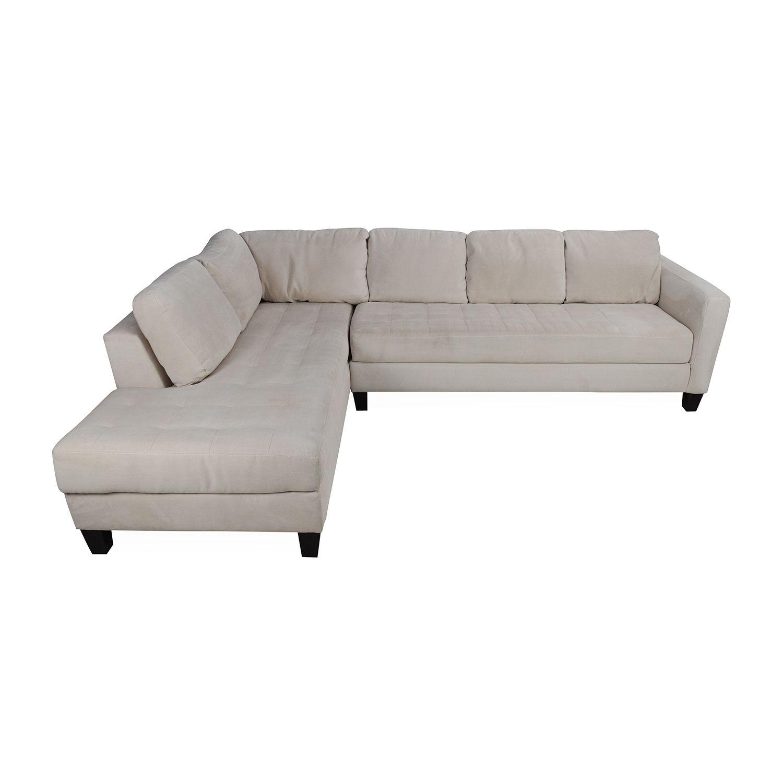 MacyS Sectional Sofa Microfiber