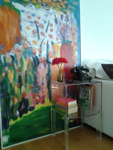 Color small ghostbuster kartell | Our home / nuestra casa ...