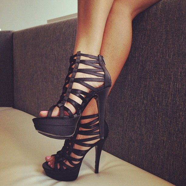 Cruzing - Black Fabric | Steve madden, Black fabric and Nice heels