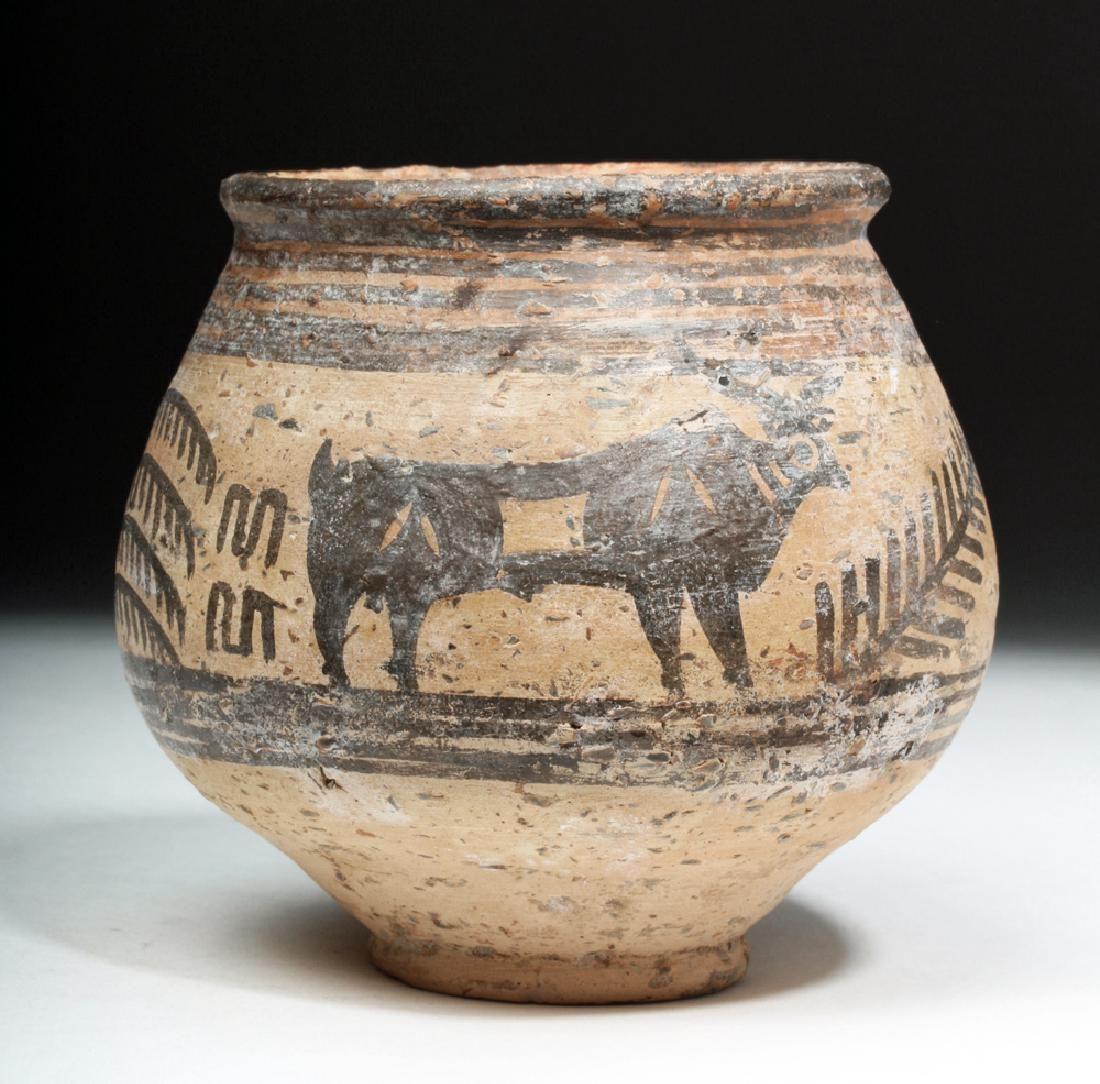 Indus Valley Pottery Jar