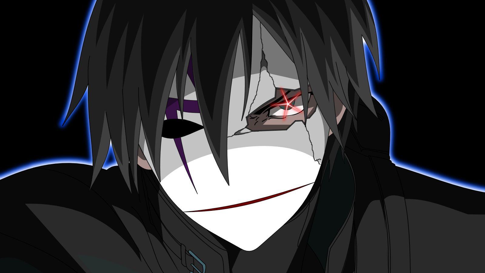 Hei Bk 201 Darker Than Black Sigh Dark Anime Anime Magic System