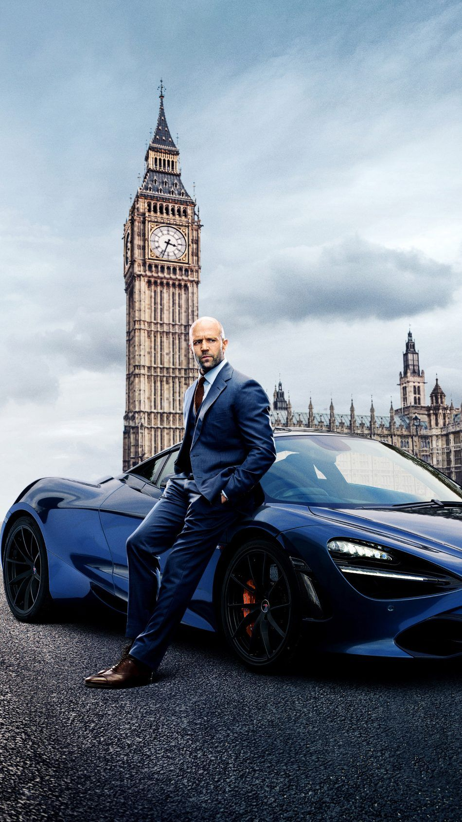 Jason Statham In Fast & Furious Presents Hobbs Shaw Free