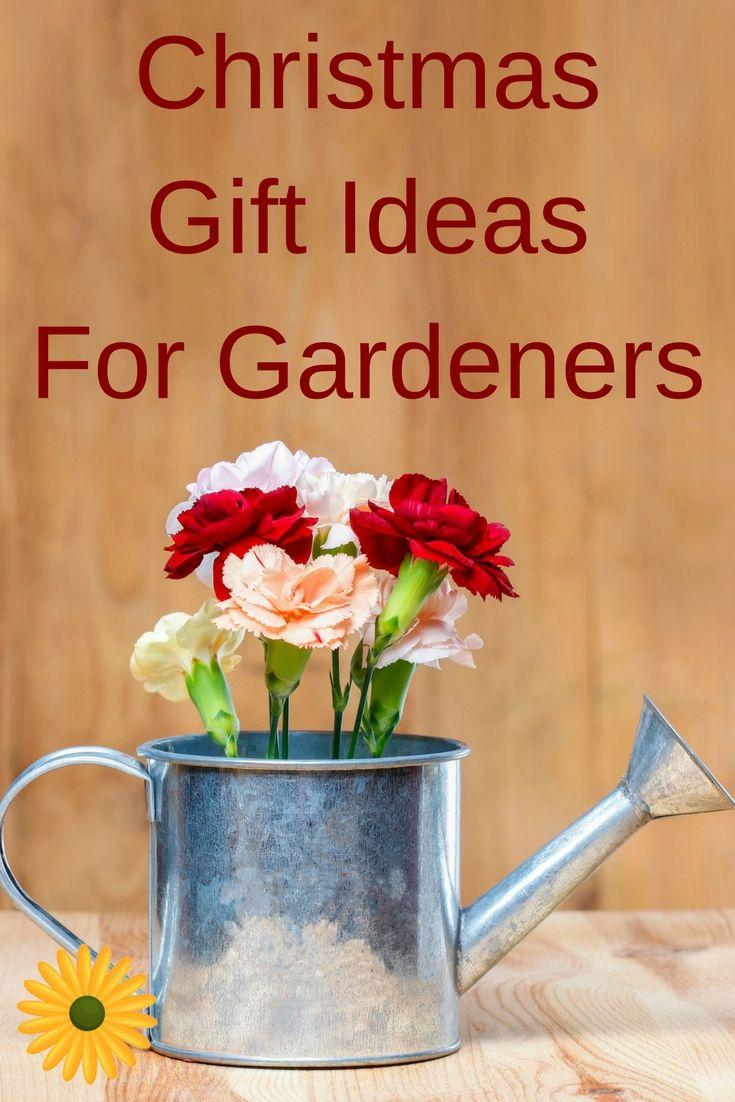 Christmas Gift Ideas For Gardeners | ✿ Backyard Garden Lover Blog ...