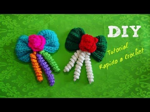 Punto molinete o mariposa tejido a crochet para colchas de bebé ...