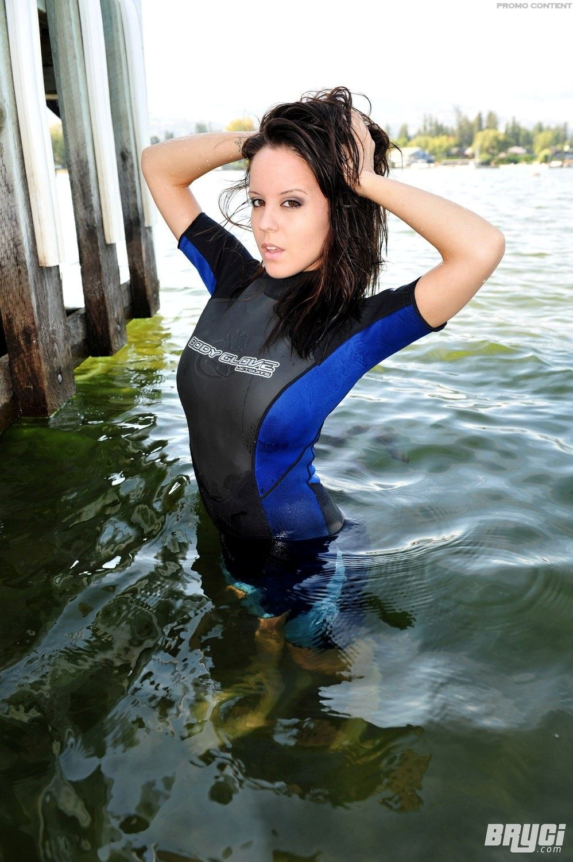 Pin by Eric Hurick on Scuba | Scuba girl, Womens wetsuit