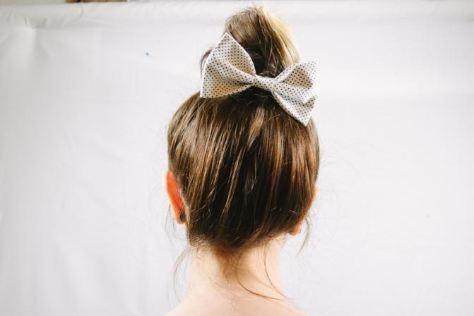 Handmade Hair Bow//