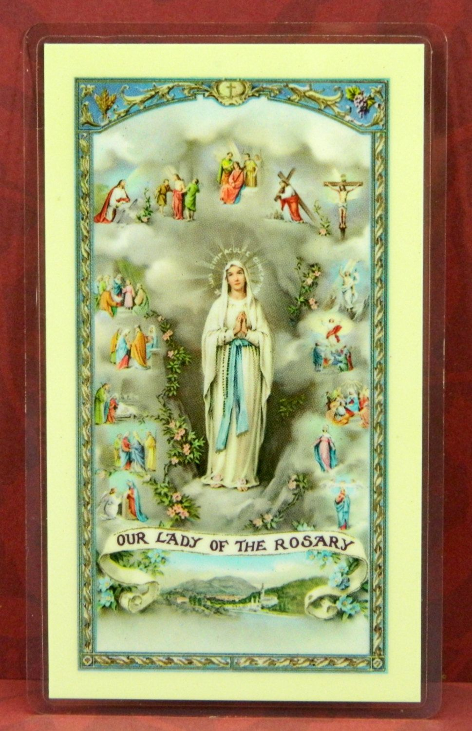 the vintage rosary