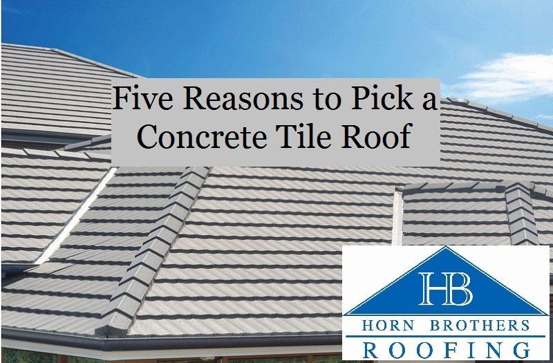 Concrete Tile Roof Installation Guide