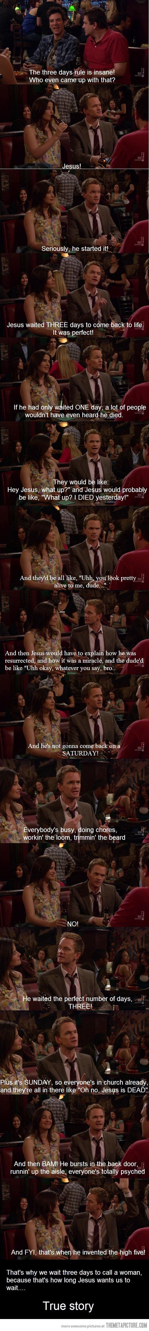 funny Barney How I Met Your Mother rules