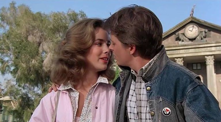 Marty Jennifer With Images Back To The Future
