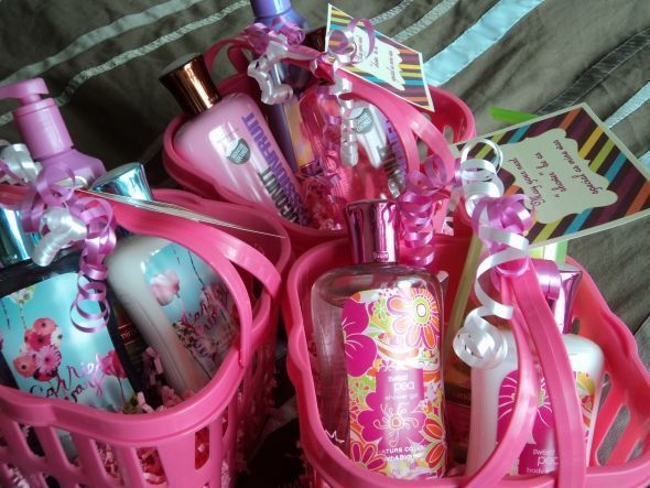 diy shower hostess gifts weddingbee boards