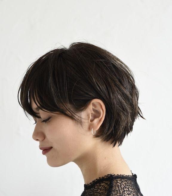 日本人は後頭部に丸みのない『絶壁頭』の女性の方が多いです! 絶壁頭をカバーするなら【ショートボブ】がオススメ!実際にオーダーの多い【ショートボブ】の髪型を