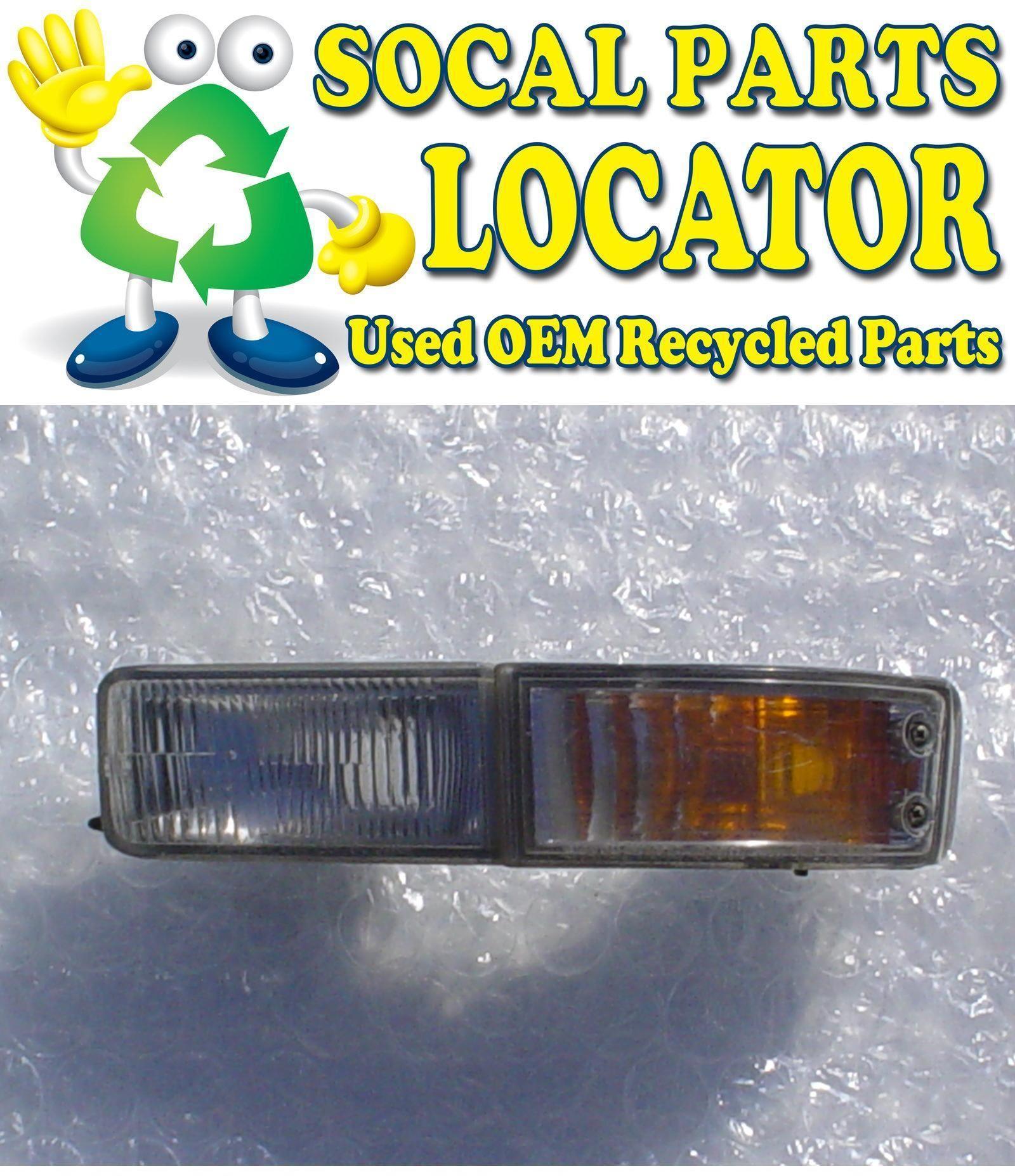 ACURA INTEGRA LH FOG LAMP SIGNAL LIGHT USED OEM So Cal Parts - Acura integra fog lights