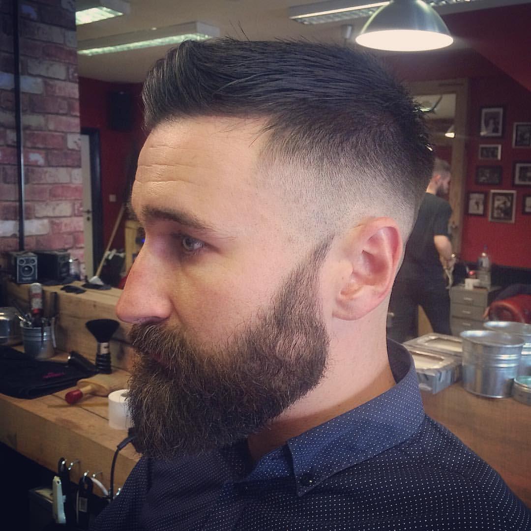 bucks barbers skin fade beard trim by ryanxjames styling men 39 s hair pinterest. Black Bedroom Furniture Sets. Home Design Ideas