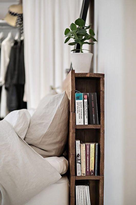 Bookcase Bedhead