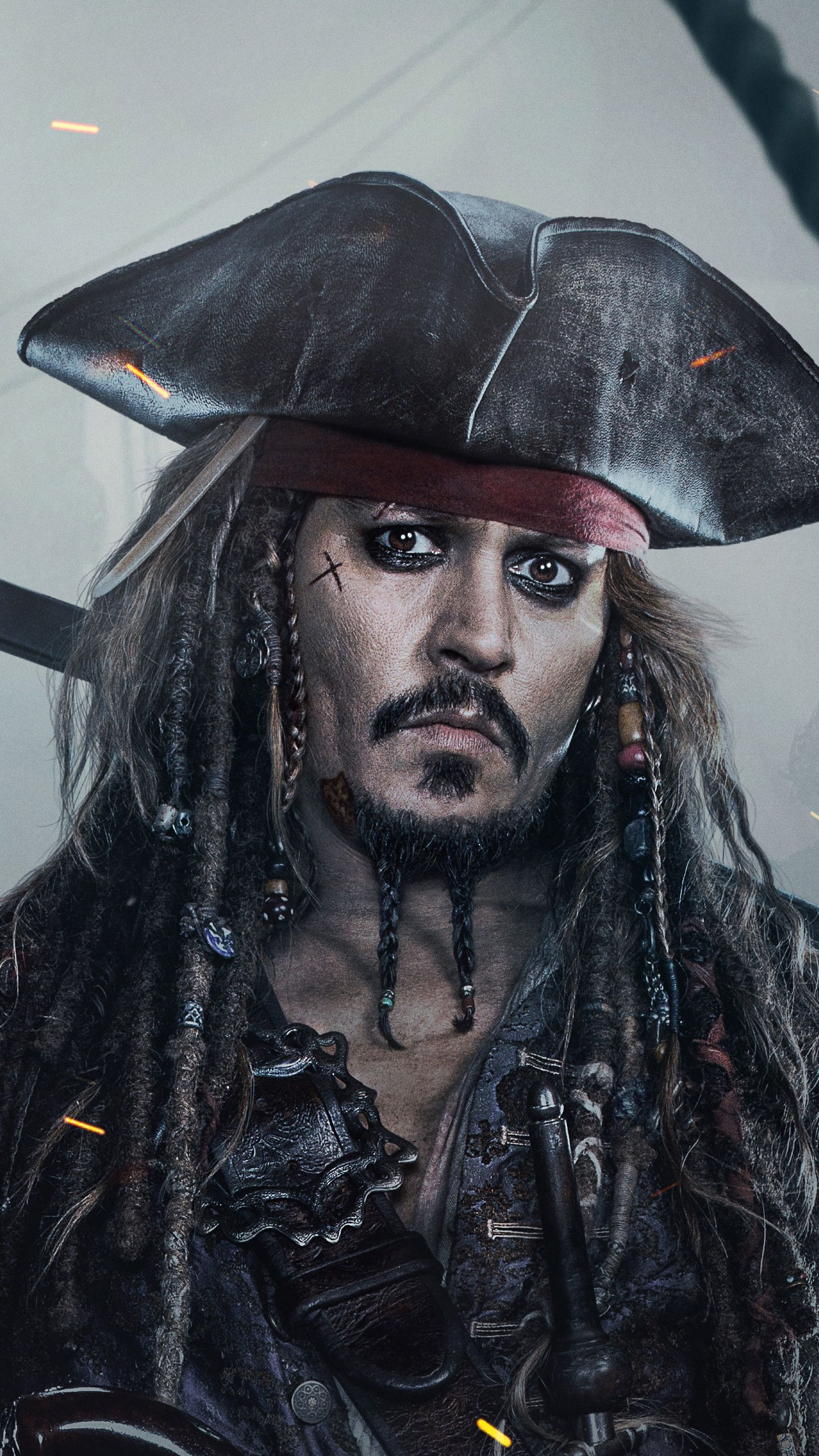 Qhd Samsung Galaxy S6 S7 Edge Note Lg G4 1440x2560 1440x2560 Jack Sparrow Wallpaper Jack Sparrow Captain Jack Sparrow