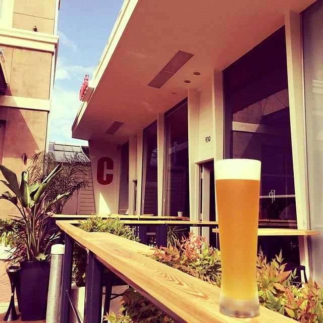 Stop by Cadet #Wine & Beer #Bar (@cadet_wineandbeer) to enjoy a cold #beer and soak up the sun!  #DoNapa #DowntownNapa #NapaWine #winery #vineyard #wine #winetasting #fun #enjoy #unwind via @downtownnapa