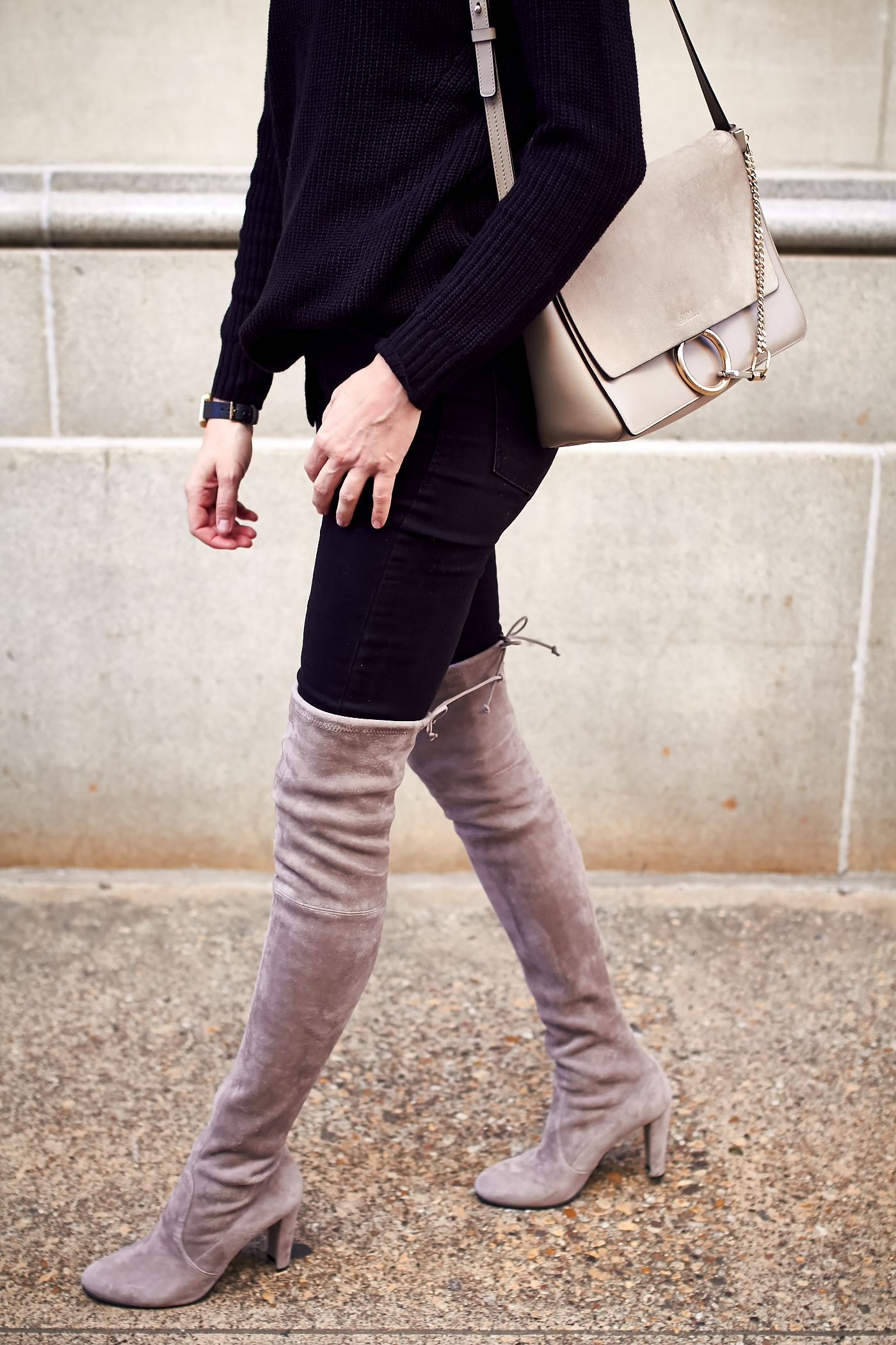 3bdc2ad06d9 Stuart Weitzman Highland Over the Knee Boots