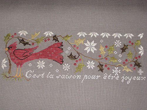 Joyeux Noel Twilight.Joyeux Noel De Blackbird Designs Blackbird Designs Cross