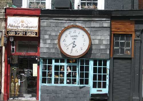 722d134cd7 World's End - Vivienne Westwood's shop in the King's Road | The ...
