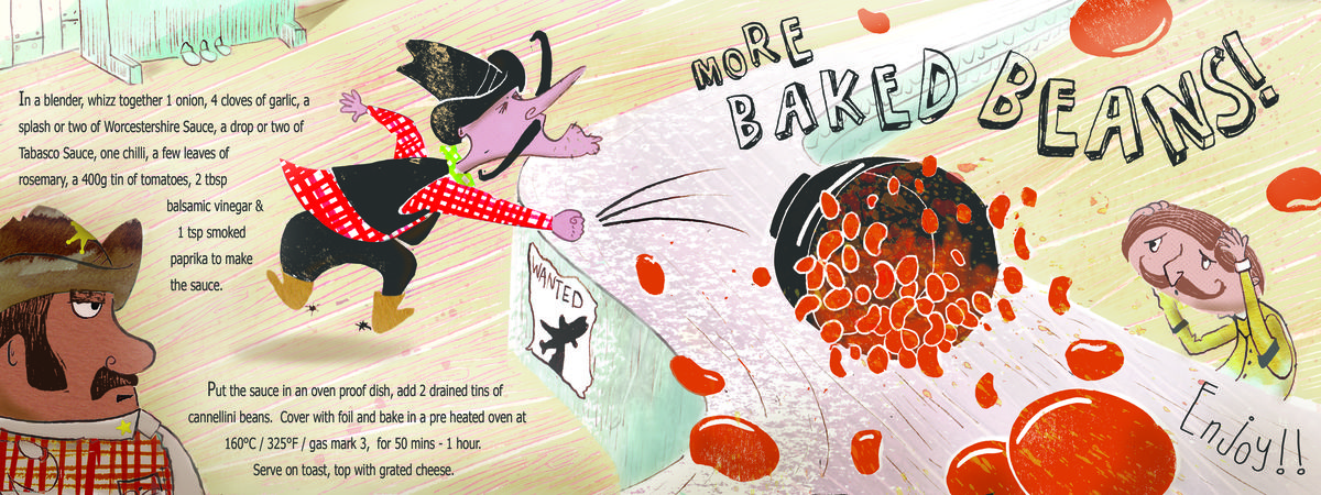More Baked Beans! by Pauline Reeves