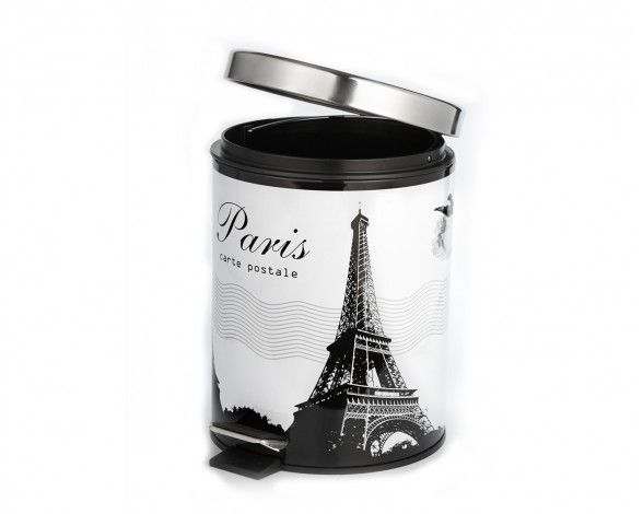 Paris Garbage Can - New | Stokes Inc. Canada's Online Kitchen Store