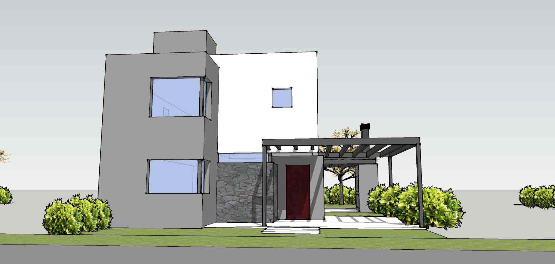 country #house #design #architecture #SZA #white #gray | CASAS DE ...