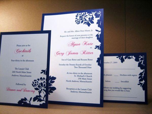 PRADA invitation card Google party room – Customized Invitation Cards