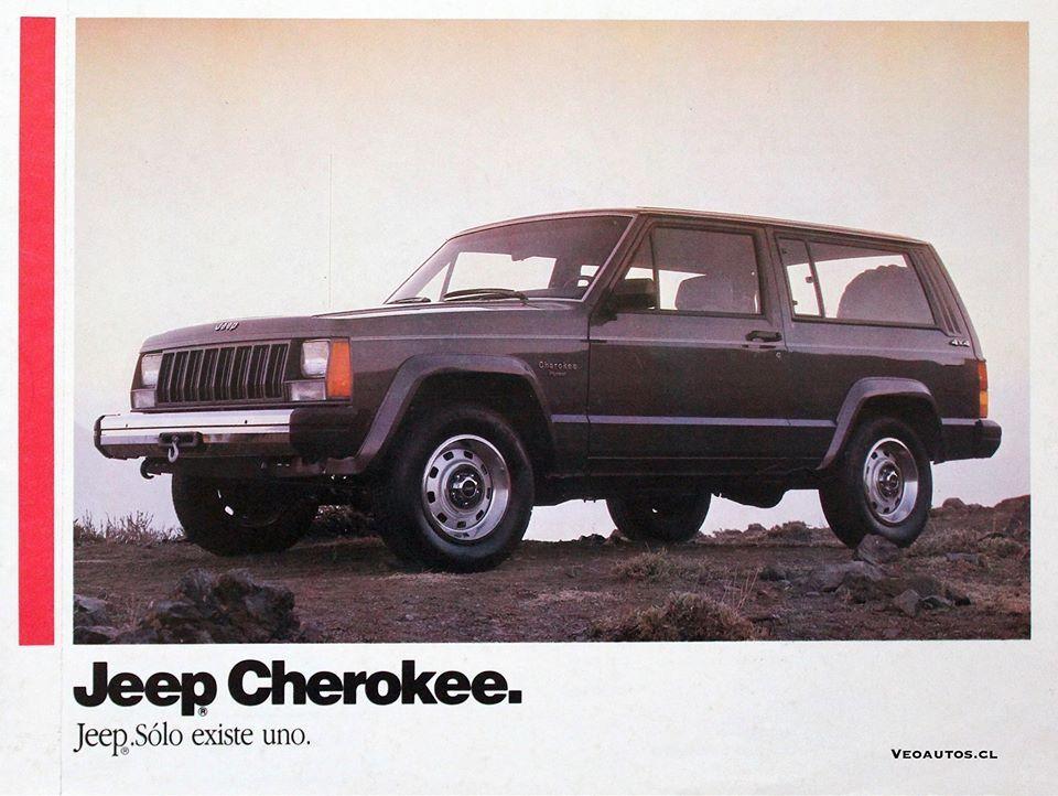 Veoautos Cl Cherokee Jeepcherokee Jeep Jeepwrangler Chile