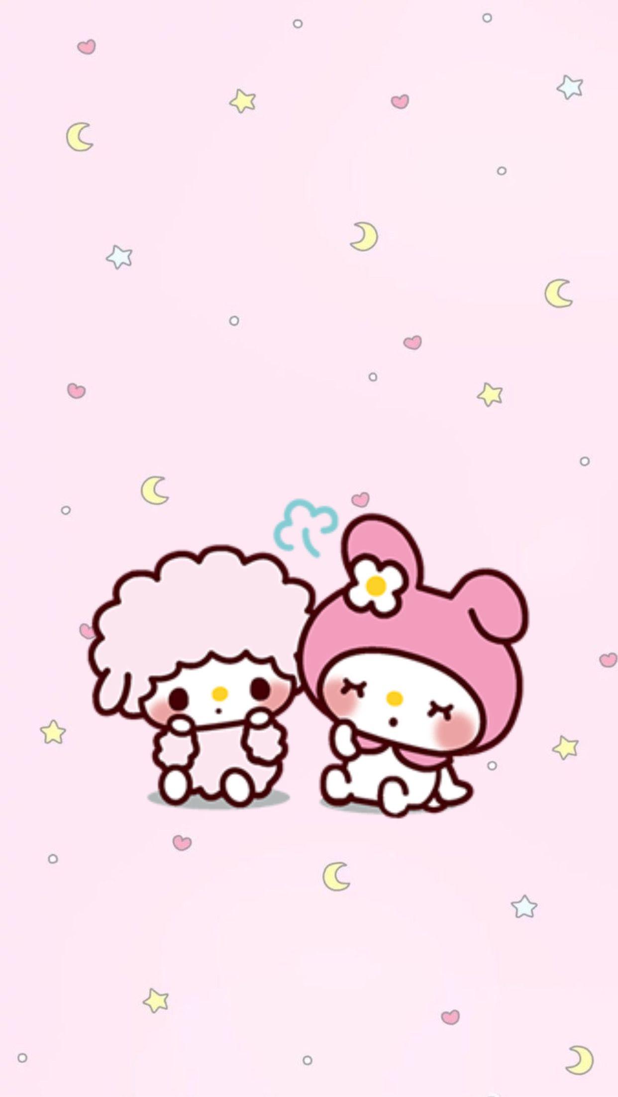 Wallpaper Sanrio My Melody Wallpaper My Melody Kawaii Wallpaper