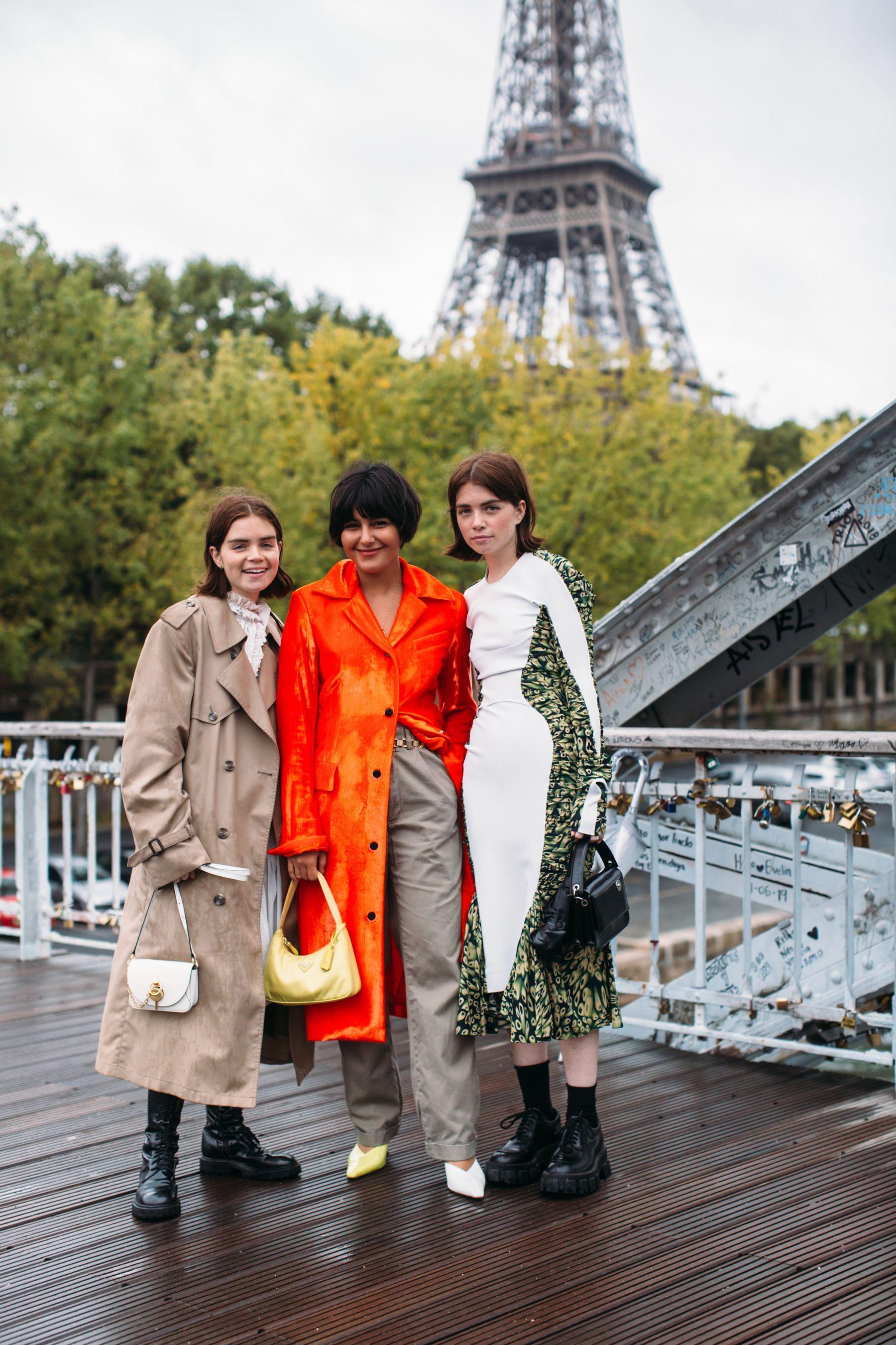 Paris Street Style Spring 2020 DAY 2 | The Impression