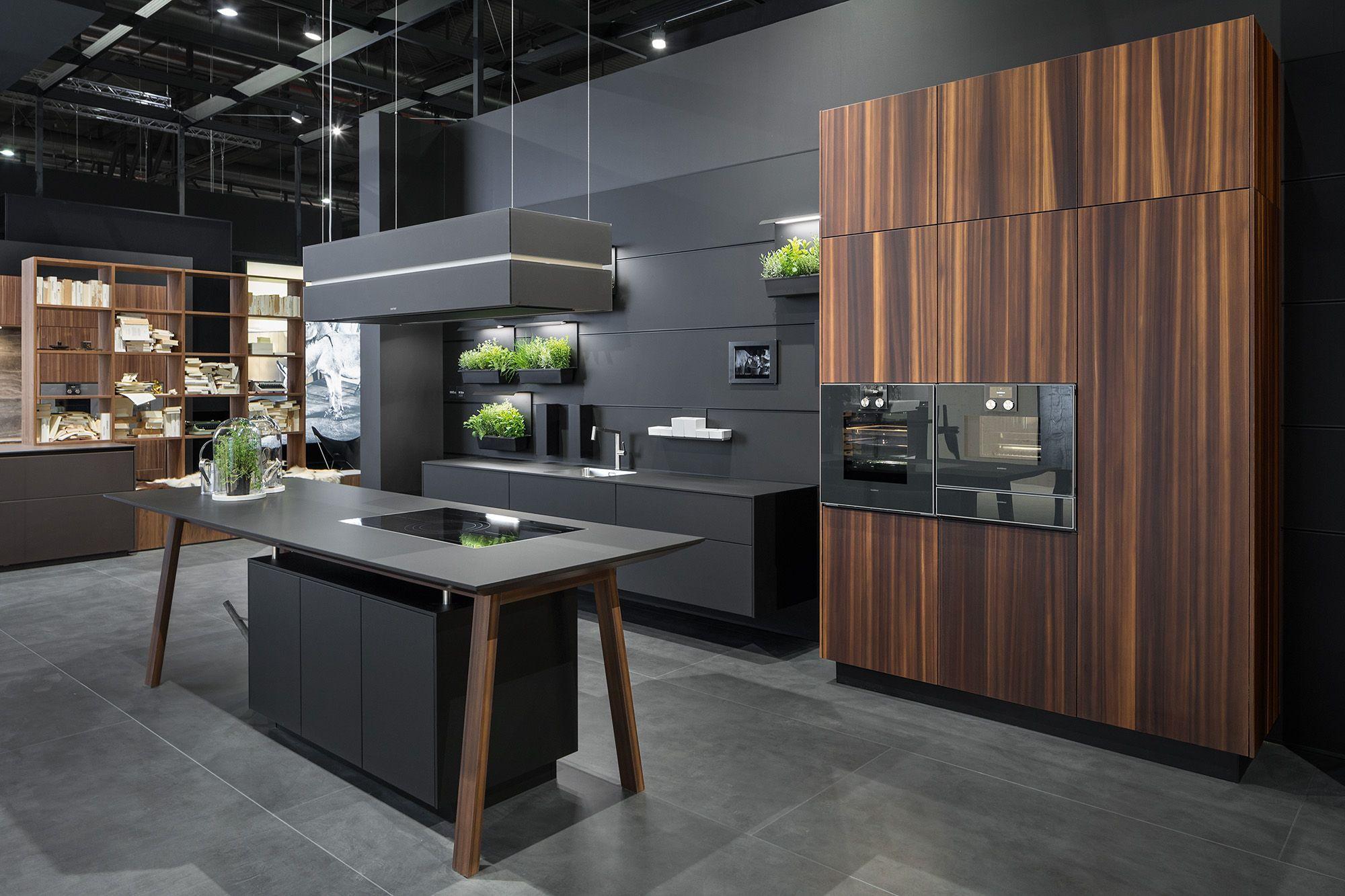 Modern kitchen design in Next 9 in 9   German kitchen design ...