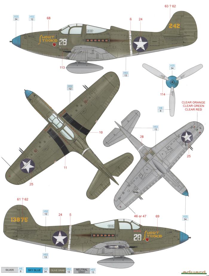 Lockheed P 38 Lightning Aviation Clics Issue 14