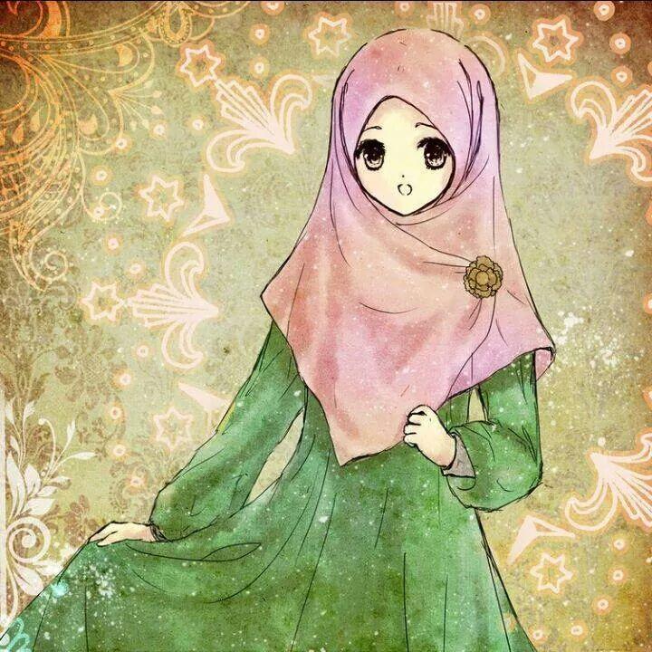 Épinglé par Tasnim Zeguendri sur Fille manga islamique
