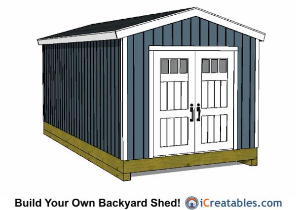 10x20 Shed Plans Building The Best Shed Diy Shed Designs 10x20 Shed Building A Shed Shed Design