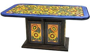 Every Carved Collection Dining Table Offered By La Fuente Imports