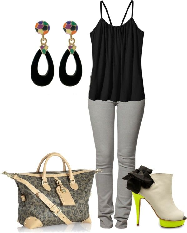 Unique, created by angeliquemimms on Polyvore