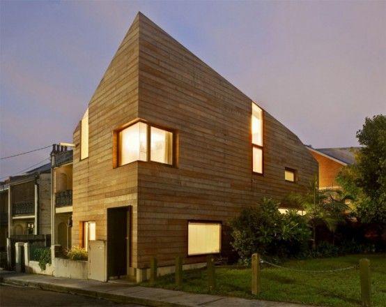 acogedora casa de madera diseo interior con los colores naturales de madera casas y