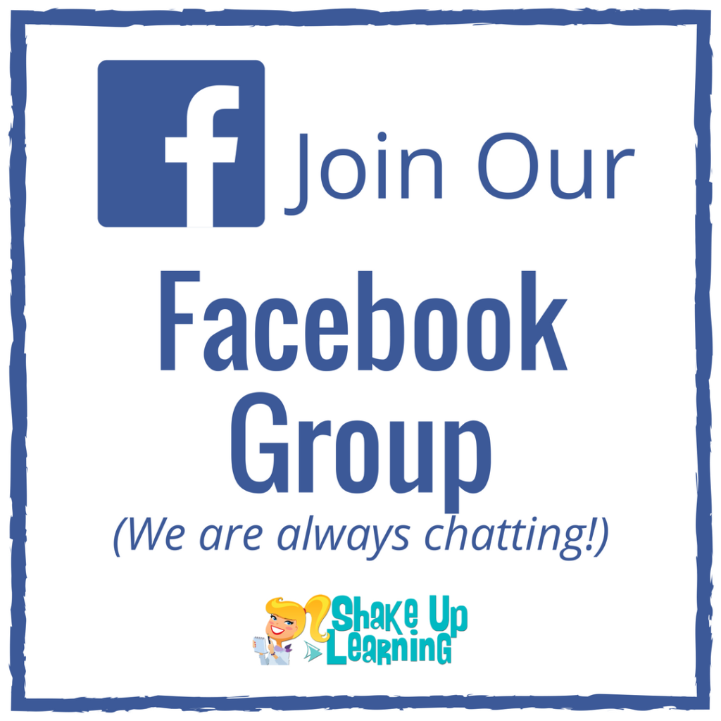 Join The Shake Up Learning Facebook Group Google Lessons Teacher Lesson Plans Google Classroom