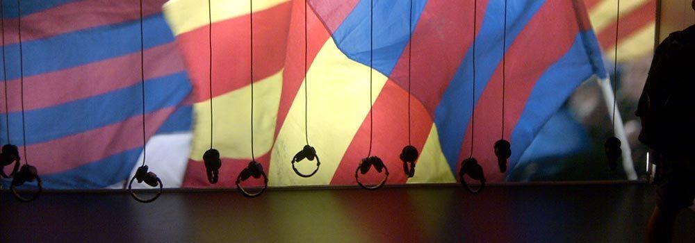 Camp nou experience - Listen to FC Barcelona anthem #fcbarcelona #campnou #tour #museum