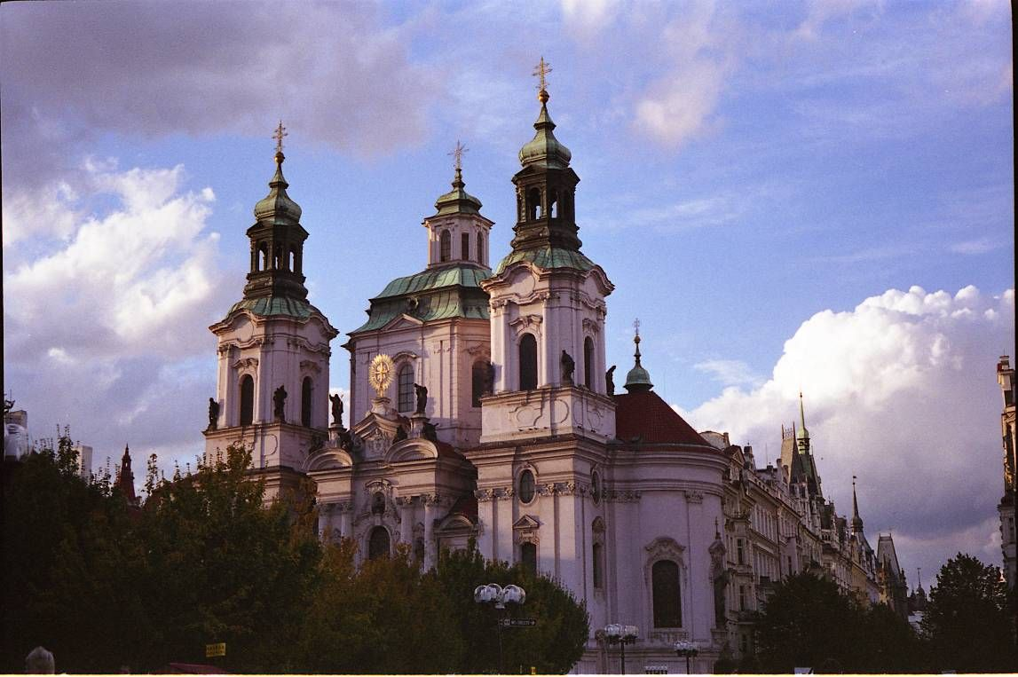 Photo of St. Nicholas Church in Prague