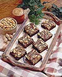 Peanut Butter Marbled Brownies