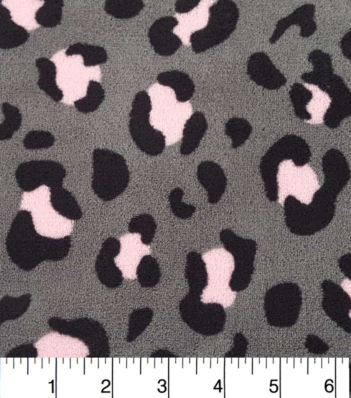 Ultra fluffy fleece fabric
