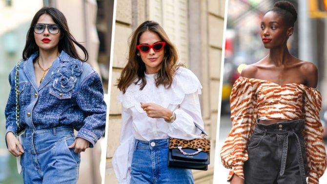 Jeans a vita alta 2020: neri, a zampa e tutti i modelli top del momento