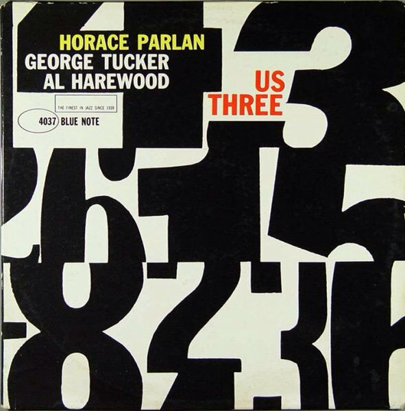 Us Three / Horace Parlan  ,George Tucker , Al Harewood
