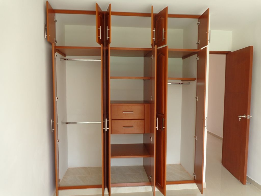 closet madera mdf - Buscar con Google  Closet  Pinterest ...