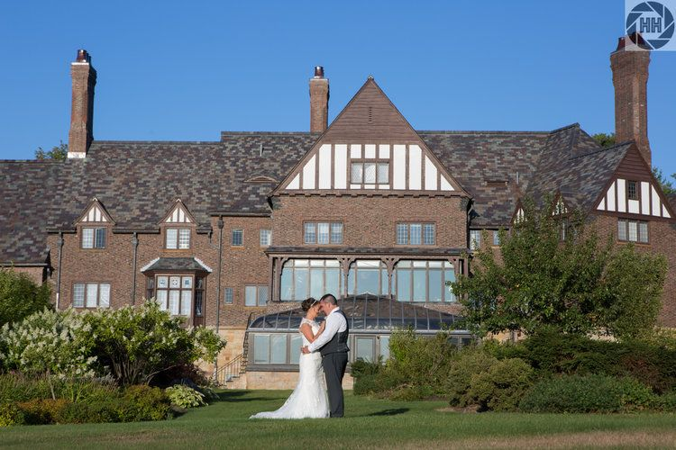Backdrop Is The Oaks Estate Greenville Maine Destination Weddings At