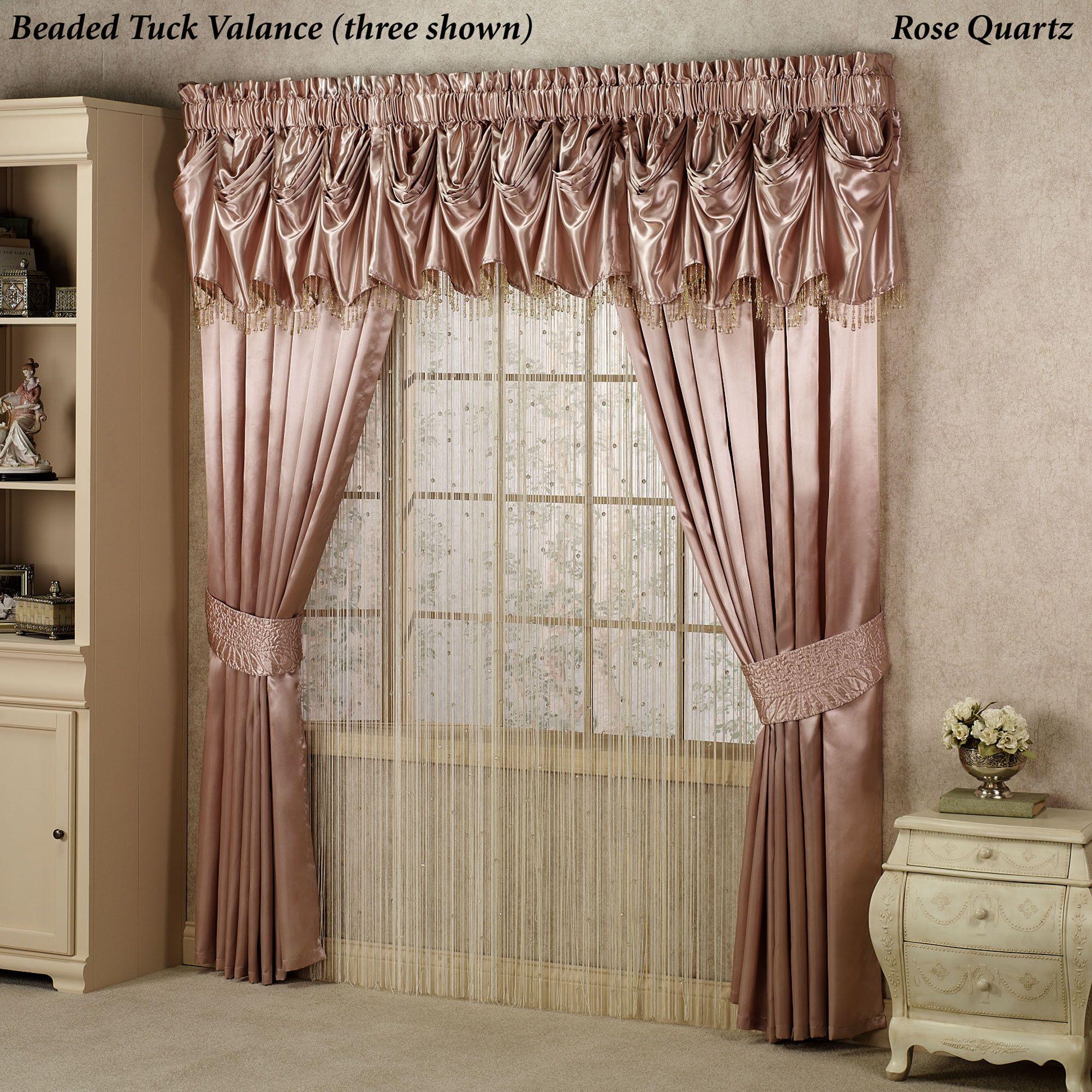 Portia Wide Curtains With Sash Tiebacks Wide Curtains Curtains Ombre Curtains