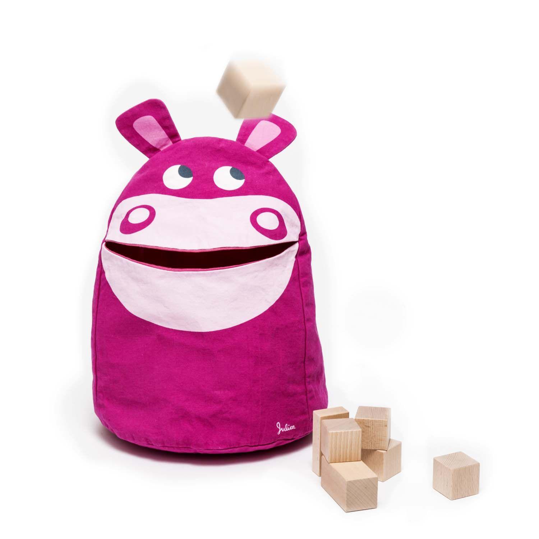 Julica Design spielzeugtasche / toy bagjulicadesign http://www.julica-design